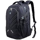 15.6 in Laptop Backpack Waterproof Travel Work Backpack School Backpack with Rain Cover