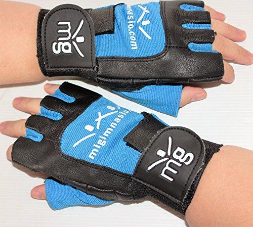 Migimnasio Fitnesshandschuhe Gr.XL Trainingshandschuhe Training Kraftsporthandschuhe Handschuhe