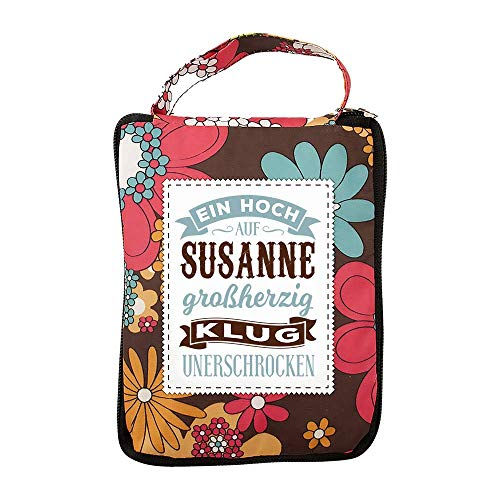 History & Heraldry Einkaufstasche Top Lady Susanne, One Size, Mehrfarbig