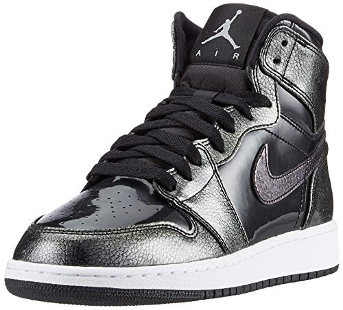 jordan Jordan Schuhe - Air Jordan 1 Retro High Bg schwarz/weiß/schwarz Größe: 39