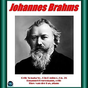 Brahms: Cello Sonata No. 1