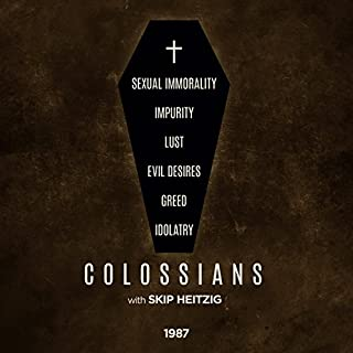 51 Colossians - 1987 audiobook cover art