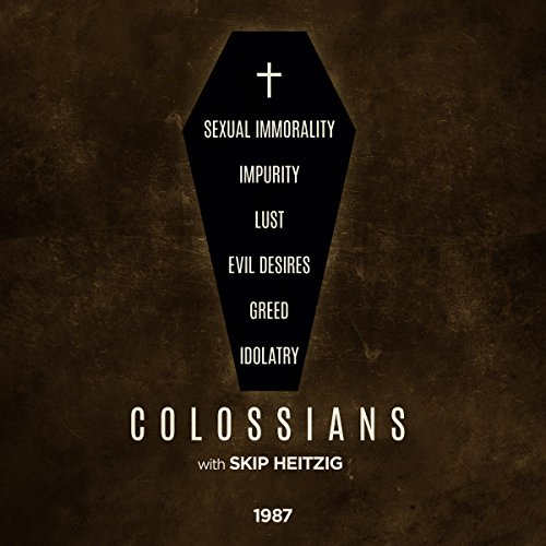 51 Colossians - 1987 cover art