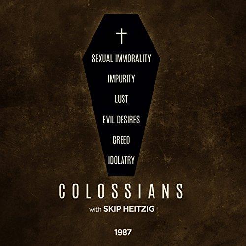 51 Colossians - 1987 cover art