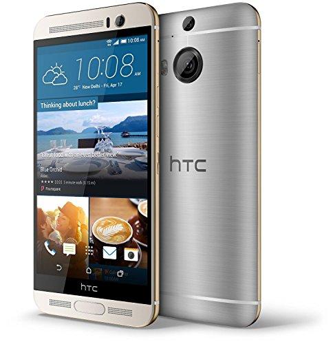 HTC One M9+ M9pw Plus Silver Gold Factory Unlocked GSM - International Version [No-Warranty]