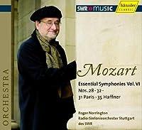 Mozart: Essential Symphonies, Vol. 6 (2008-09-09)