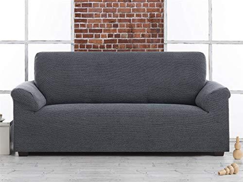 Belmarti - Funda sofá Viena - Bielástica - 4 plazas - Color Beig C02