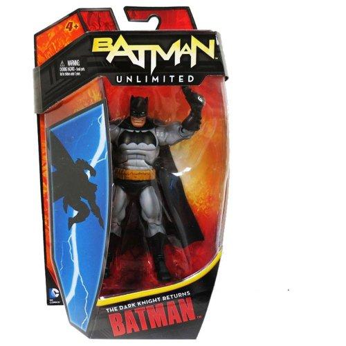 Batman Unlimited Dark Knight Returns Collector Action Figure