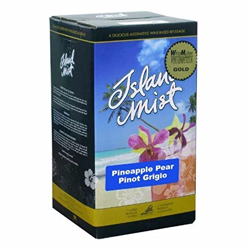 Midwest Homebrewing and Winemaking Supplies B007OWG27C FBA_3843115 Pineapple Pear Pinot Grigio (Island Mist)