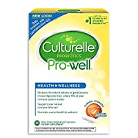 Culturelle, Health & Wellness, Immunity Support Formula Probiotic, 30 Capsules
