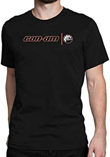 Men's Can-Am Spyder Cotton T Shirt