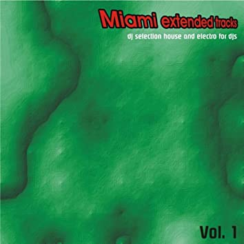 Miami Extended Tracks, Vol. 1 (DJ Selection and Electro for Djs)
