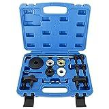 FreeTec - Motor Árbol de Levas Locking Orientación Timing Tool Kit Para Audi Volkswagen Skoda VAG 1.8 2.0 Tfsi