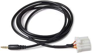 Aux in Anschluss Kabel 3,5mm Klinke für Mazda 2 3 5 6 MP3
