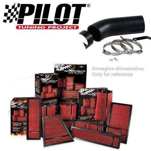 06250 Filtre à air Aspiration directe Sport Tuning Alfa Romeo 156 09/97 > 06/03 1.6L 120 CV/1,8 l 144 CV/2.0L 155 CV Twin Spark spécifique Lampa Kit Complet Voiture