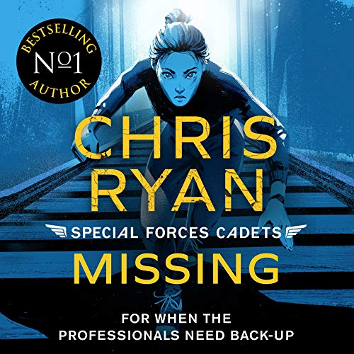Special Forces Cadets 2: Missing cover art