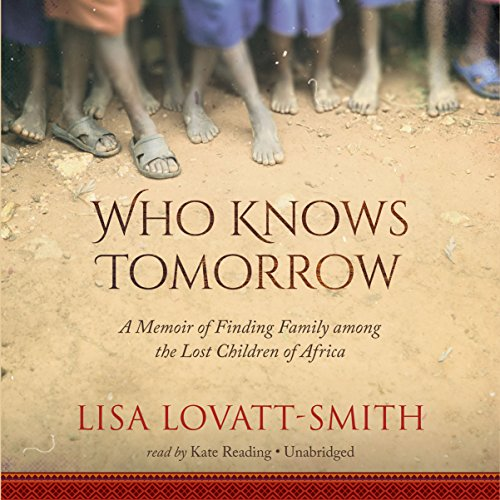 Who Knows Tomorrow audiobook cover art