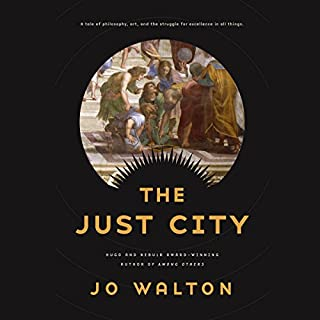 The Just City cover art