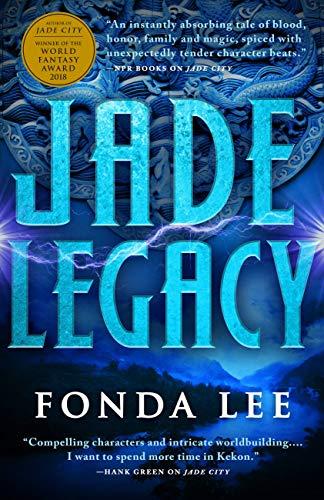 Jade Legacy: 3