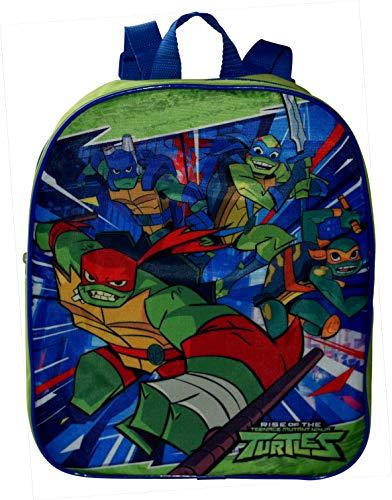 ninja turtle backpack toddler - 3