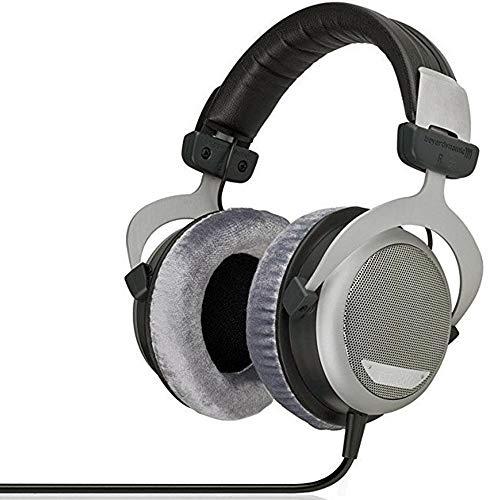 beyerdynamic DT 880 Edition 32 Ohm Over-Ear-Stereo Kopfhörer. Halboffene Bauweise, kabelgebunden, High-End, für Tablet und Smartphone