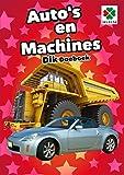 SELECTA SPEL EN HOBBY 54629 Zet por Motor Aan Dit is Het Boek para Todos los autofanaten, de Pagina's staan Vol Met activiteiten en Placas de trébol. Aantal pagina's: 96, Rood