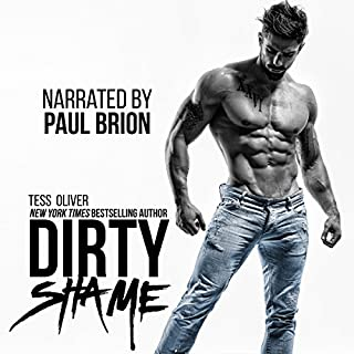 Dirty Shame audiobook cover art