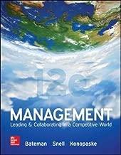 Best management bateman 12th edition Reviews