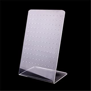 Niome 120 Holes Earring Holder Ear Stud Jewelry Stand Display Stand Showcase Rack 09 120 Holes
