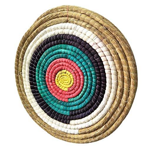 Wenx Target - Diana de paja tradicional (50 cm)