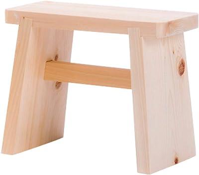 山下工芸(Yamashita kogei) バスチェア ナチュラル W30×D16×H25cm 日本製 風呂椅子 大 521545