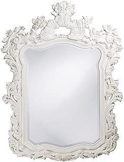 Howard Elliott 2147W Turner Mirror, White