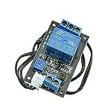 WSDMAVIS 1Pcs DC 12V 1 Channel Thermistor Relay Sensor Module Relay Temperature Control Switch Temperature Detection Module