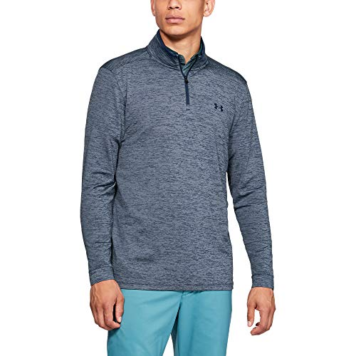 Under Armour Men Playoff 2.0 1/4 Zip, Polo Tee for Sports, Polo T Shirt