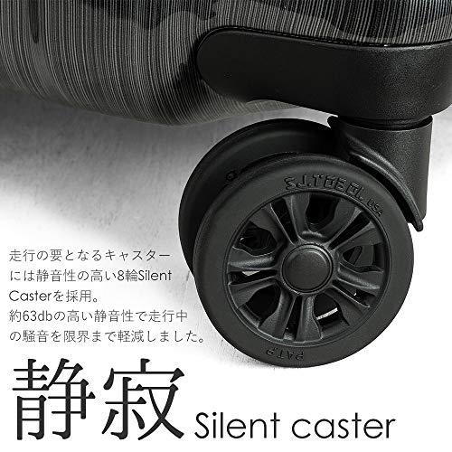 JP-Design『フロントオープンダブルキャスター8輪』