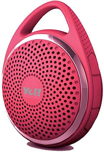 Silva Schneider SP-BT 1301 Mini Lautsprecher Speaker mit Bluetooth pink