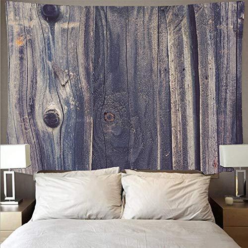 Patrón de textura de madera retro tapiz de arte grande psicodélico colgante de pared toalla de playa manta fina tapiz A1 130x150cm