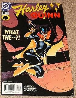 Harley Quinn (DC Comic #10) September 2001