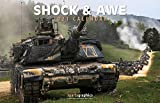 2021 Shock and Awe Deluxe Wall Calendar