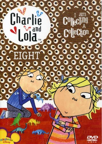 Charlie & Lola: Volume 8: I Am Collecting A Collection (DVD)