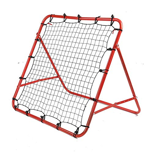 KingSaid Football Training Net Soccer Kickback Target Goal...