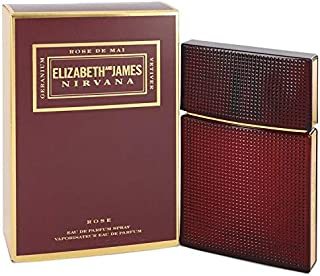 Elizabeth Arden And James Nirvana Rose Perfume For Women, 50 ml