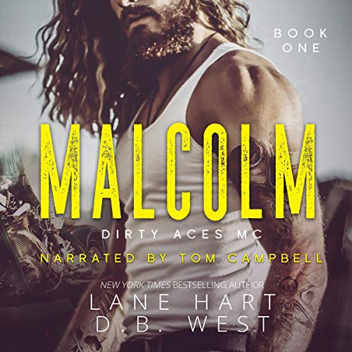 Malcolm audiobook cover art