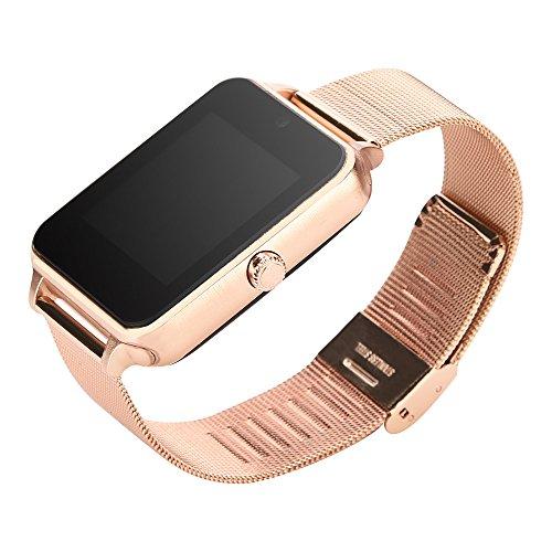 VJGOAL Damen Herren Unisex Mode Intelligente Uhr Platz Einfach Smart Watch Telefon Schrittzähler Bewegungsmelder Remind Sleep Monitor Remote Camera