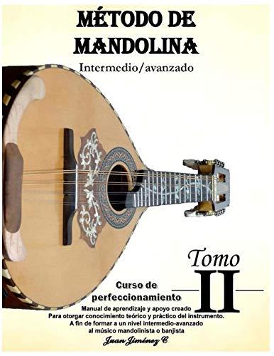 Método de mandolina: nivel intermedio/avanzado: 2 (volumen)