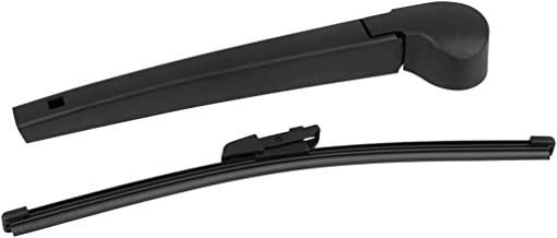X AUTOHAUX Rear Windshield Wiper Blade Arm Set for 13-19 VW Golf Volkswagen MK7