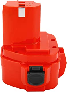 Exmate 12V 3500mAh Battery Replacement Ni-MH for Makita 12V 1220 1222 1233 1200 1201 1234 1235 192681-5 Cordless Power Tools