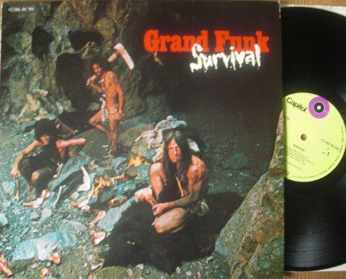 Survival ('Masterpiece'-series) / Vinyl record [Vinyl-LP]