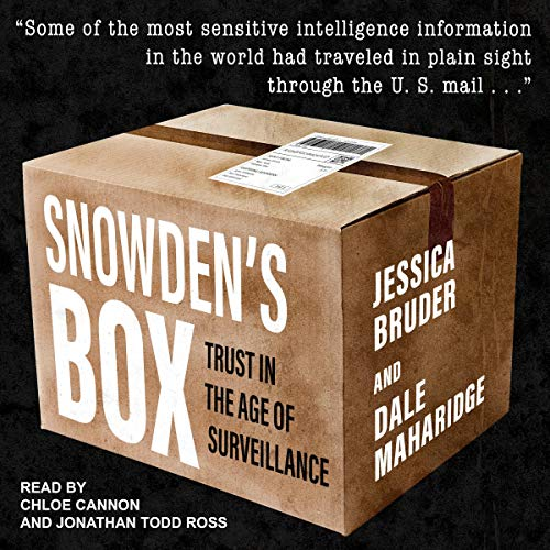 Couverture de Snowden's Box
