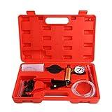 femor Brake Bleeder & Vacuum Pump Test Tuner Kit Tools with Case, 2 in 1...
